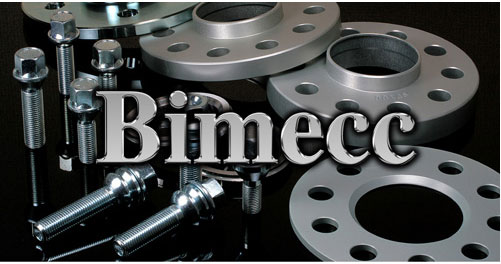 �ӥ�å� �ϥ֥���ȥ�å��ۥ����륹�ڡ����� Bimecc Hub Centric Wheel Spacer