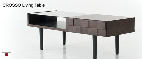 CROSSO Living Table