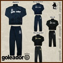 goleador Jersey top and bottom set G-443-1/G-443-2 Set (futsal, soccer, long-sleeved)
