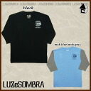 LUZ e SOMBRA/LUZeSOMBRA WORLD TRIP 7 SLEEVE TS q football Futsal t-shirt 7-sleeves] C213-224