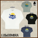 LUZ e SOMBRA/LUZeSOMBRA FUTEBOL DAY TRiPPER LONG T-SHIRT [Ron soccer Futsal T T q C213-230