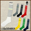 LUZ e SOMBRA / LUZeSOMBRA ボーダージャ guard socks q Futsal soccer stockings] S213-809