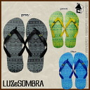 LUZ e SOMBRA/LUZeSOMBRA EARTH LAYER BEACH SANDAL 〈 축구 풋살 샌들 로고 〉 S1311814