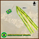 Chaveiro de Chapa - Brasil ボンフィンキー holder q football Futsal bonfim key ring q CHP27