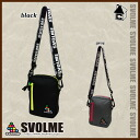 svolme shoulder bag pouch q football Futsal shoulder mini q 131-92381