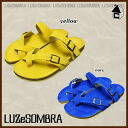 LUZ e SOMBRA/LUZeSOMBRARIO (SUEDE SANDAL) 〈 축구 풋살 샌들 로고 〉 L114-813