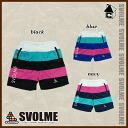 svolme ボーダープラパン q football Futsal prapan pants] 142-31302