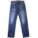Z501 XX 1954 model (jeans) / indigo blue (Levi's 501) (denim blue jeans)