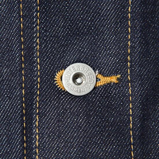 インターブリードの国産デニムジャケット