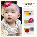 Child hairpin half birthday flower fs3gm of the baby Katyusha headband baby gift woman