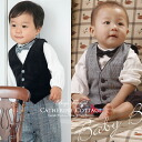 Boy's suit---coverall with black cotton best[fs01gm]