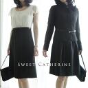 Lady's suit set royal basket jacket & chiffon errand one piece + shantung skirt Lady's suit black black Lady's adult four circle