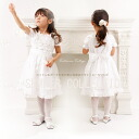 Children dress stock as long as Sea Angel. *:: Cool comfort of cotton & gauze * コットンドビーワン piece