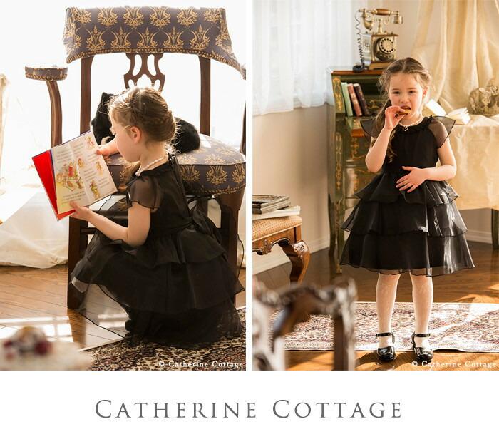 子供ドレス 黒 発表会 結婚式