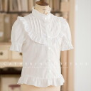 White Blouse Graduation 119