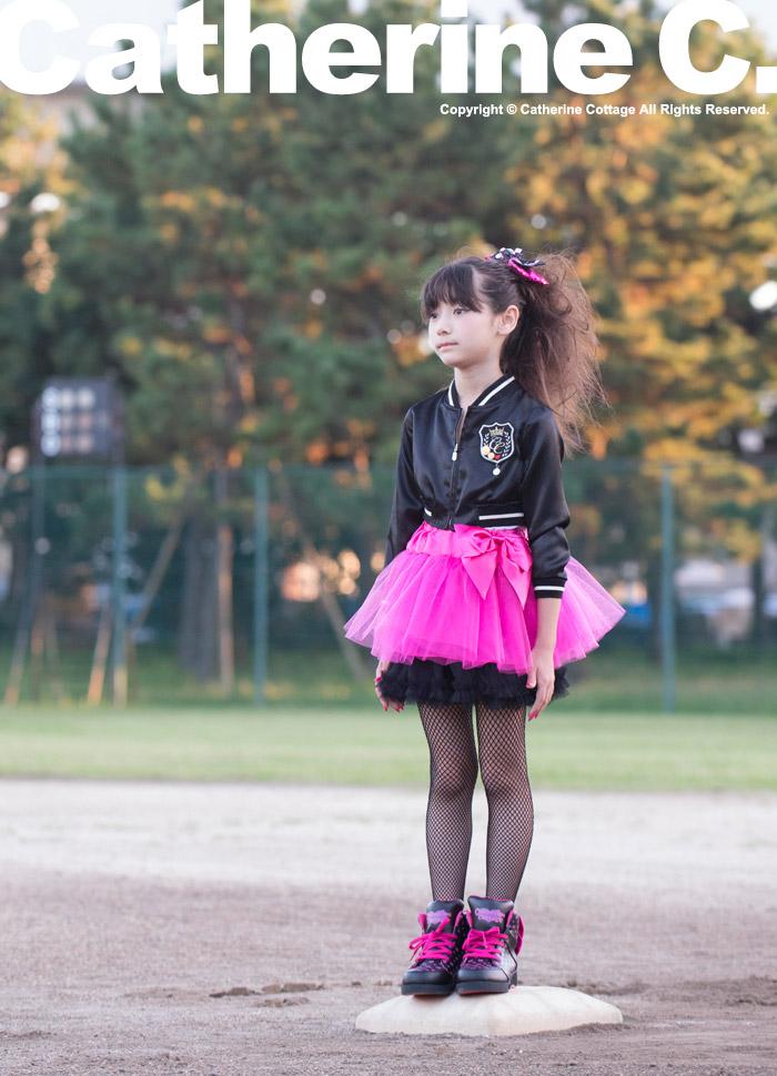 ダンス衣装 スカート キッズダンス ヒップホップ ジャズダンス 子供服
