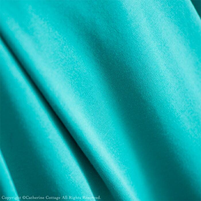 ドレス ワンピース 生地 緑 グリーン