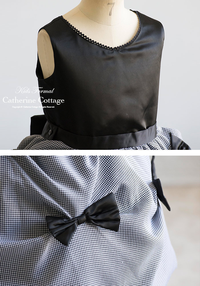 キッズドレス 黒