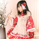 Child ドレスリボン 被布 100 cm for 七五三, new year, wedding, Festival