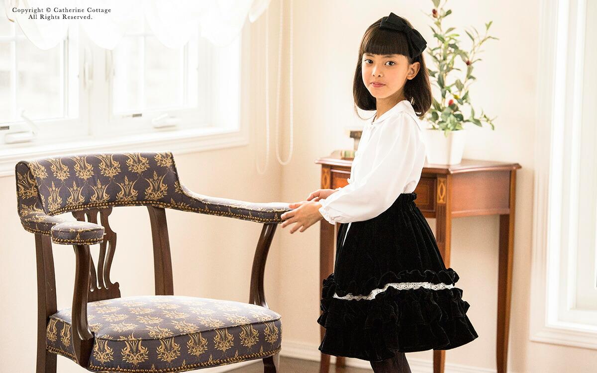 子ども 子供服 スカート ピアノ 合唱 入学式 卒業式