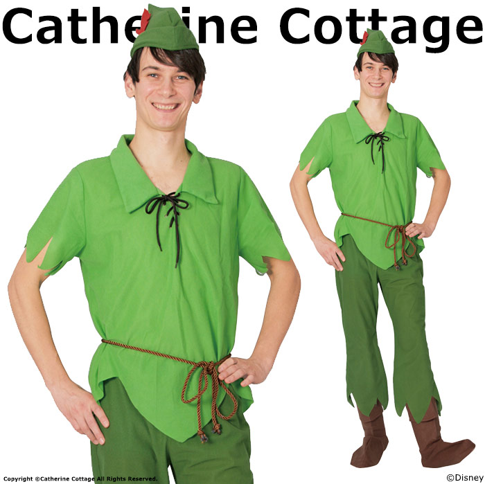 Peter pan adult fancy dress