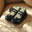 캐서린 오두막 디자인 플라워 스트랩 샌들 아이 포 멀 슈즈 어린이 신발 밑바닥 밧줄 라이스