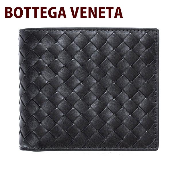 ボッテガ 財布 ボッテガ 二つ折り 財布 メンズ(ボッテガヴェネタ)ボッテガ 折り財布