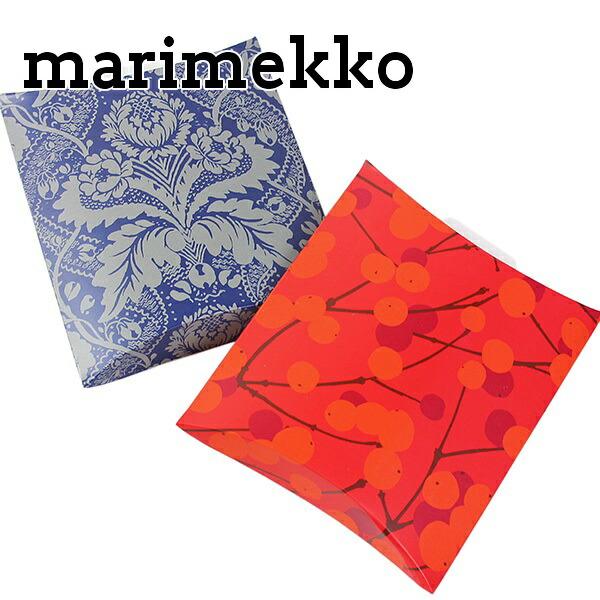 �ޥ��å� marimekko ���եȥܥå��� �ץ쥼��ȥܥå��� �ե������ �̲����� pillow box M