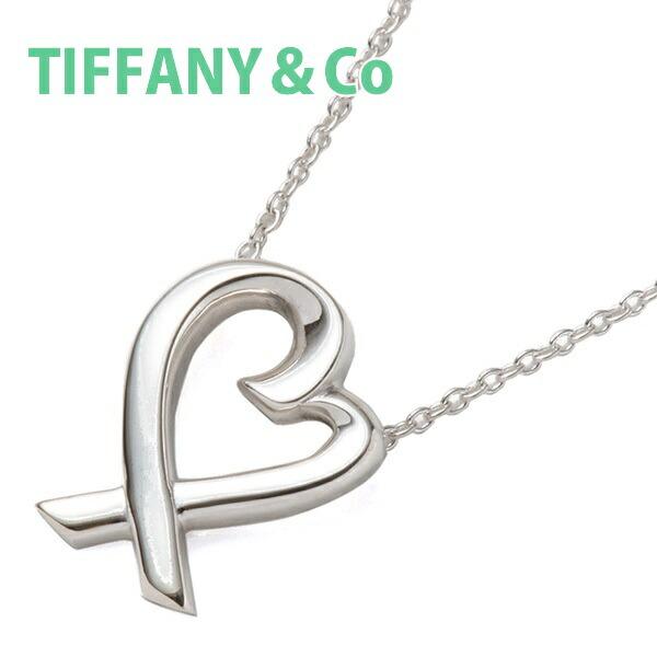 �ƥ��ե��ˡ� TIFFANY&CO. �ͥå��쥹 ��ǥ����� �ڥ����� ��������� ��ӥϡ��� SS SMALL LOVING HEART ����С� 33834764