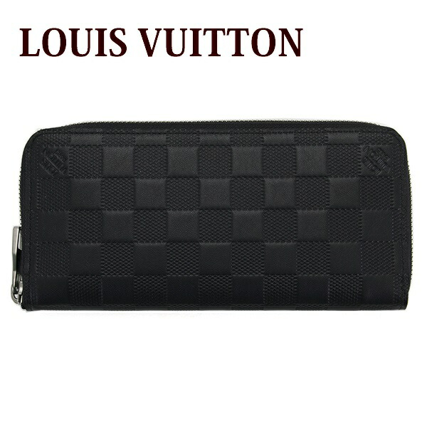 �륤�����ȥ� LOUIS VUITTON ���� Ĺ���� ��� �饦��ɥե����ʡ� ���ߥ�������ե��� ���åԡ�������å� ������ƥ����� ���˥����֥�å� N63548