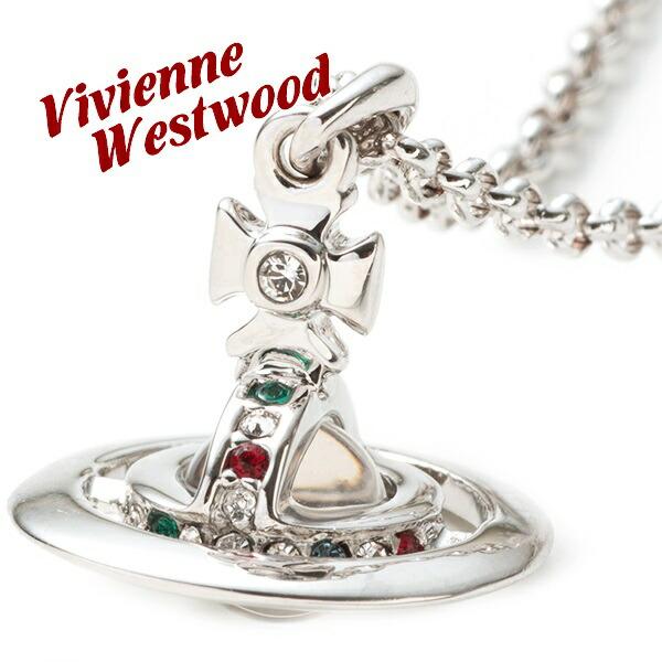 ヴィヴィアンウエストウッド Vivienne Westwood ネックレス レディース ペンダント プチオーブ PETITE ORB PENDANT シルバー 1504/01/01