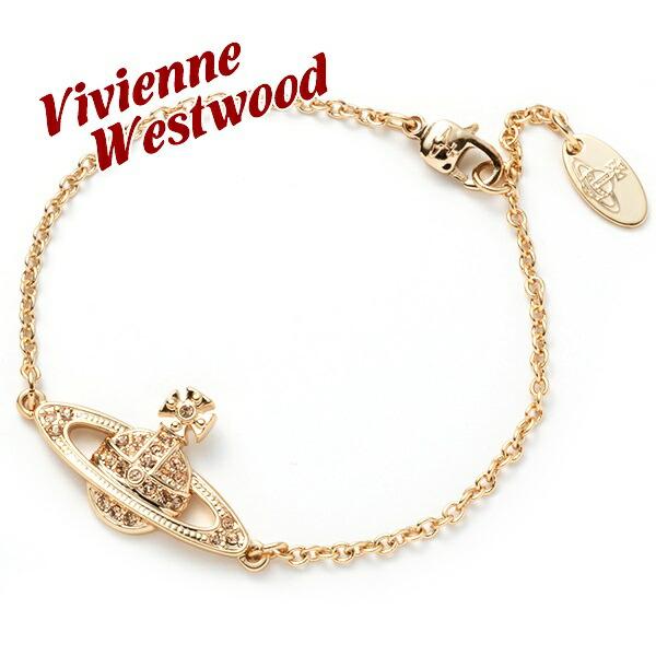 ���������������ȥ��å� Vivienne Westwood �֥쥹��å� ��ǥ����� ��������� �ߥ˥Х����� MINI BAS RELIEF BRACELET ������� 0660/14/62