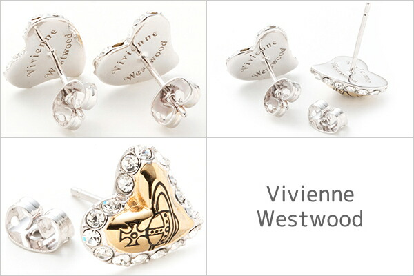 �����������󥦥����ȥ��å� Vivienne Westwood �ԥ��� ��ǥ����� ���������꡼ �ϡ��� ���� ZITA EARRINGS ������� BE418/5