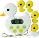 Teen pulling non-sent by kuroneko and re designated non-DRETEC ( ドリテック ) duck timer t-179WT / timer / kitchen timer / kitchen / / countdown / featured / gift / convenience goods