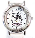 Delivery (COD is usually shipping) citizen watch co., Ltd. Q & Q watch watch HELLO KITTY Hello Kitty character watch HK17-131
