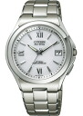 !!! CITIZEN ATTESA atessa Eco-Drive eco-drive radio watch ATD53-2842 mens watches