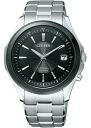!!! CITIZEN ATTESA atessa Eco-Drive eco-drive radio watch ATD53-2975 mens watches