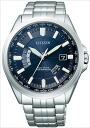 Cash on delivery shipping! [Citizen] CITIZEN watch citizen collection eco-drive radio clock world time CB0011-69L mens