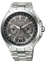! (Additional shipping COD) citizen CITIZEN watch watches mens ATTESA atessa eco-drive satellite wave CC1080-56E
