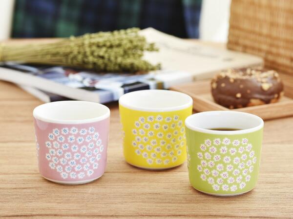 marimekko マリメッココーヒーカップ(ラテマグスモール)