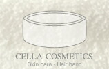 CELLA COSMETICS やわらかな肌触りで、伸縮性に優れたオリジナルヘアバンド