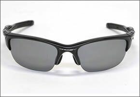 オークリー サングラス OO9153-04  HALF JACKET 2.0 ハーフジャケット2.0  ポリッシュドブラック ブラックイリジウムポラライズド(偏光レンズ)