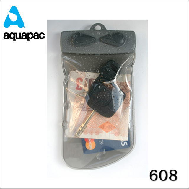 【aquapac・アクアパック】アクアパック小物入れ(608)防水ケースアクアパック