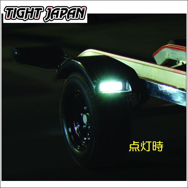 【TIGHTJAPAN・タイトジャパン】12SMDチップサイドマーカー・1210-01