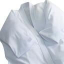 Undyed knit Aikido wear ependymal 'empty' (くう)