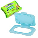 Cover light blue and 70 pieces of pet use wet tissue refill Kanto day convenience of the good bargain セットビタット Bitatto wet seat