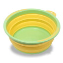 SOFT TUB soft tab 12 l tanks yellow household bucket Kanto day flights.