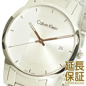 Calvin Klein カルバンクライン 腕時計 K2G2G14X メンズ city シティ