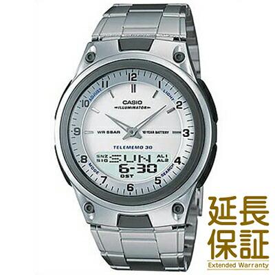 【3年延長保証】CASIO カシオ 腕時計 AW-80D-7AJF メンズ スタンダード STANDARD