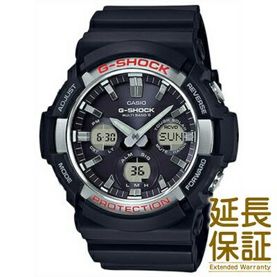 【8月新作】【入荷次第発送予定】CASIO カシオ 腕時計 GAW-100-1AJF メンズ G-SHOCK ジーショック ソーラー 電波